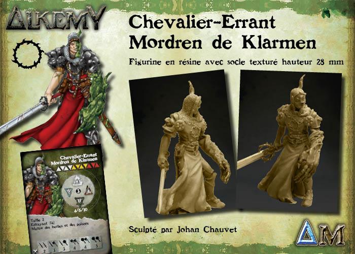 Alkemy the Game, nouvelles sorties 1-mordren-fr