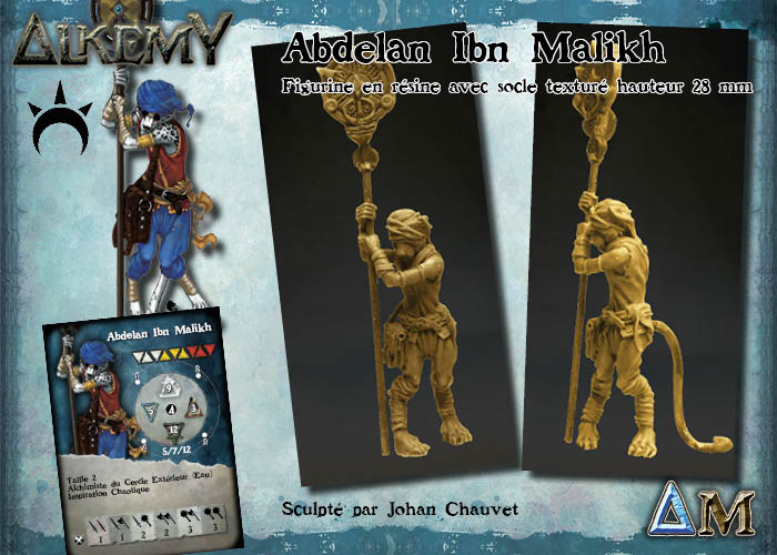Alkemy the Game, nouvelles sorties 3-abdelan-fr