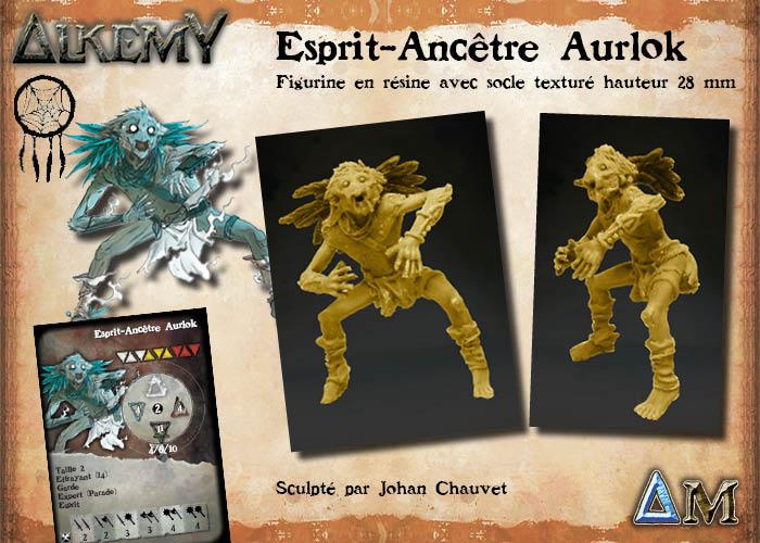 Alkemy the Game, nouvelles sorties 5-esprit-ancetre-fr