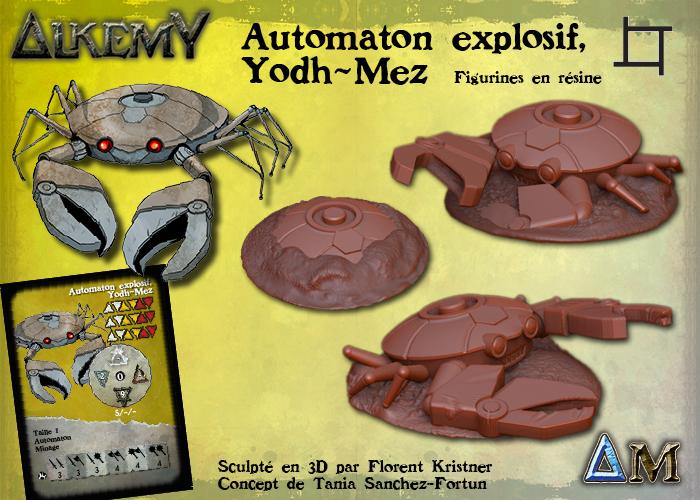 Alkemy the game : reprise, nouveautés, offres et plus encore Bandeau-automaton-explosif-fr