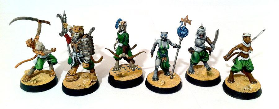 Alkemy the game : reprise, nouveautés, offres et plus encore - Page 2 Figurines-khalimanes-peintes