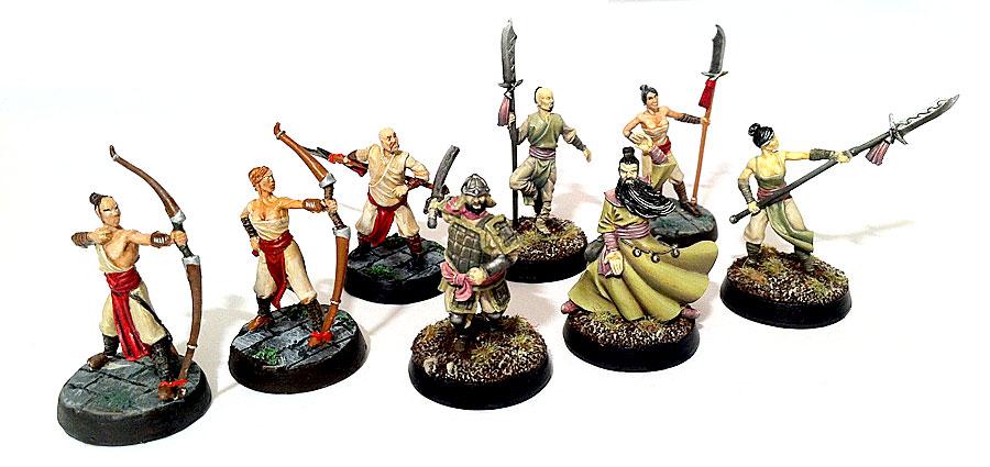 Alkemy the game : reprise, nouveautés, offres et plus encore - Page 2 Figurines-triade-peintes