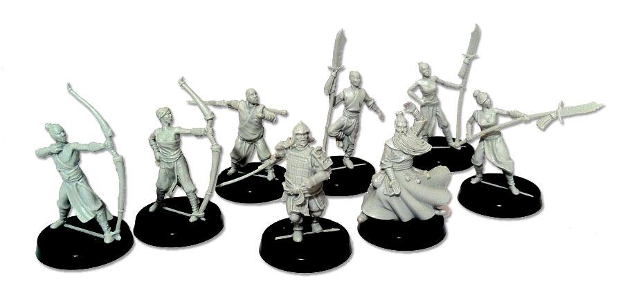 Alkemy the game : reprise, nouveautés, offres et plus encore - Page 2 Figurines-triade