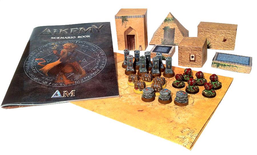 Alkemy the game : reprise, nouveautés, offres et plus encore - Page 2 Tapis-decors-livre-pions