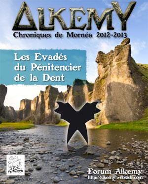 alkemy : chroniques de Mornéa 2012-2013 Chroniques-couv