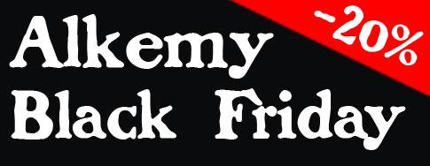 Alkemy the game : reprise, nouveautés, offres et plus encore Black-friday