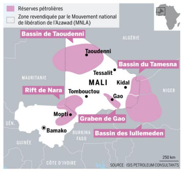 L'intervention militaire française au Mali vise-t-elle à assurer les intérêts d'Areva ? Azawad3