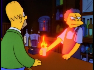 Top 10 Simpsons Episodes (AskMen.com) Flaming-moe-2