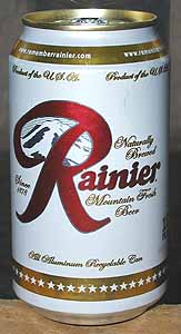 List your top 5-10 favorite beers here... Rainier506d1