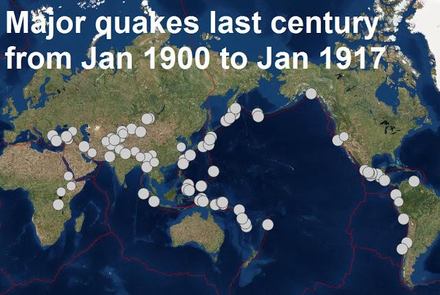 Something Very Strange Happening Worldwide - The Earth Is Literally Shaking MajEQ1900-1917