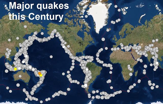 Something Very Strange Happening Worldwide - The Earth Is Literally Shaking MajEQ2000-2017
