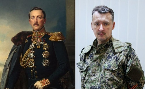 The Situation in the Ukraine. #5 - Page 38 Look-alike-of-Igor-Strelkov-Grandson-of-legendary-Generalissimo-Alexander-Suvorov