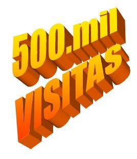 ¡¡¡Medio millón de visitas!!! 500-000-visitas