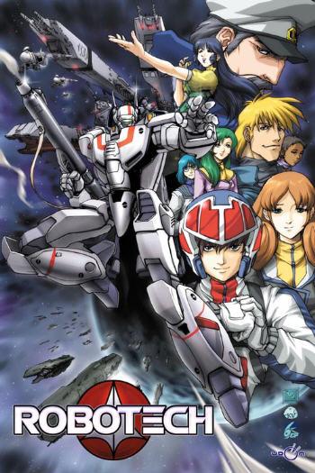 Robotech: La Pelicula Robotech-5