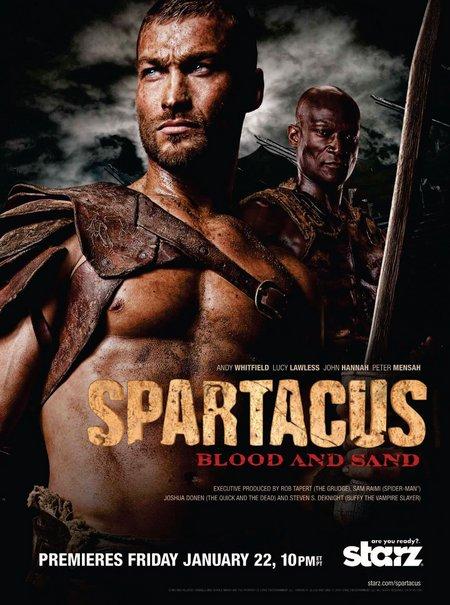 Spartacus: Sangre y Arena Spartacus-03