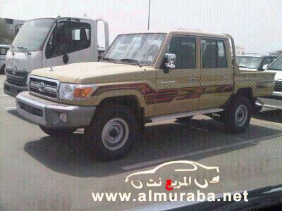 بعد ان طورت شركة تويوتا سيارة جيب لاندكروزر شاص 2013 13446788591