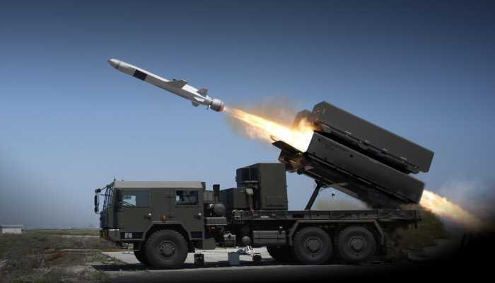 الجيش الأمريكي يختبر بنجاح نظام دفاع ساحلي متنقل جديد. 100386