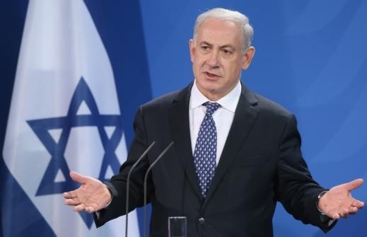«نتنياهو» يعرب عن سعادته بزيارة سامح شكري لإسرائيل 1d59c698c225347ab0135356364c1504