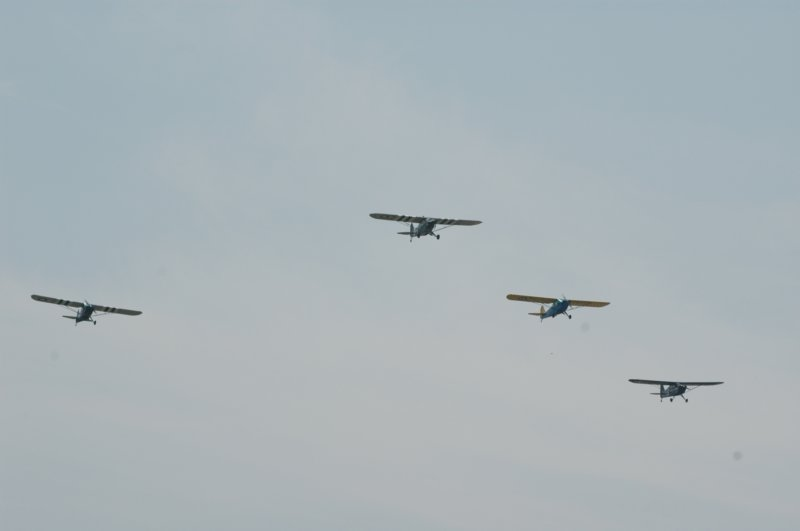 ALS Annual Bluebonnet Picnic / Fly-in / L-bird gathering Comingin