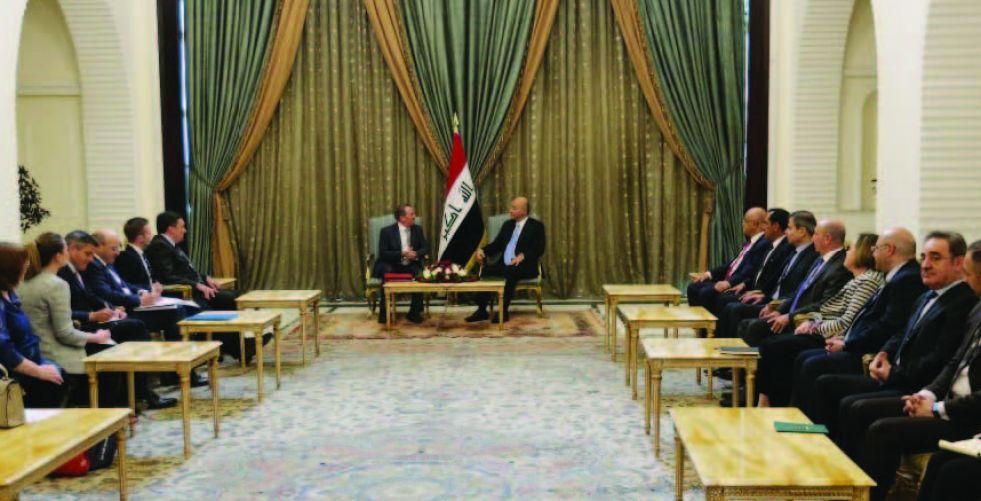 Iraq Business Forum, 9 April Alsabaah-10388