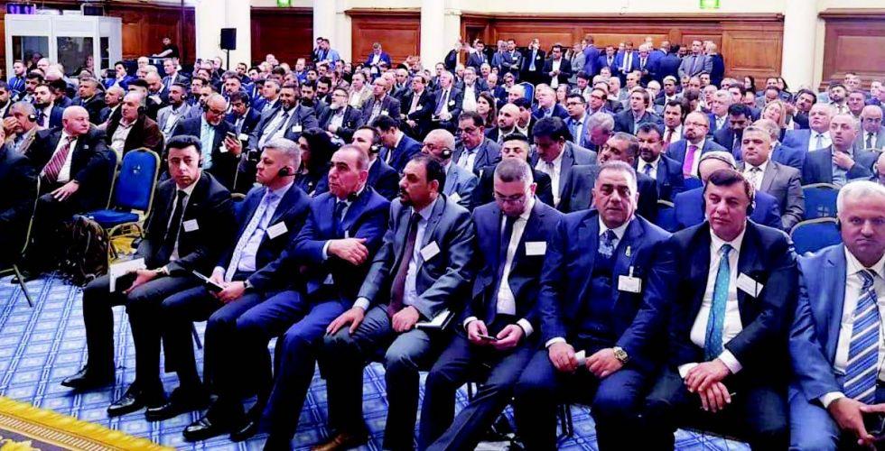 Iraq Business Forum, 9 April Alsabaah-10559