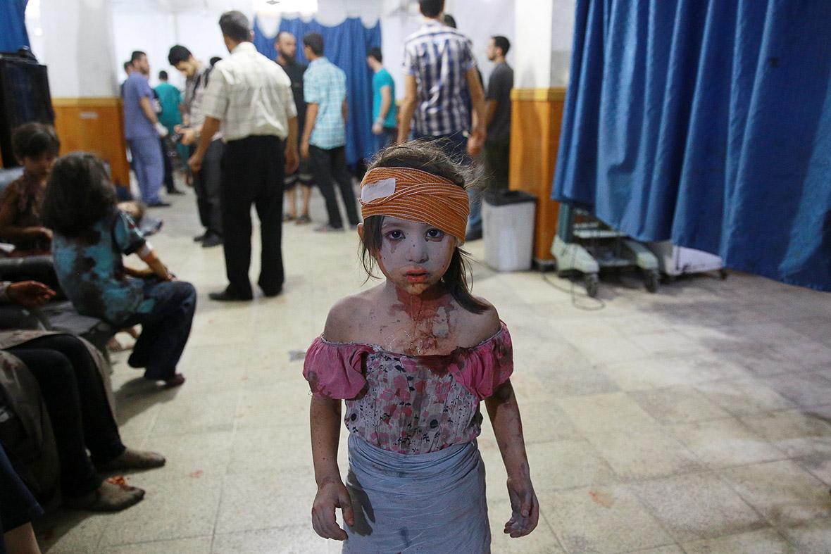 ايوان وسيبما فى سوريا اندهاش الجزء الثالث  Syria-children
