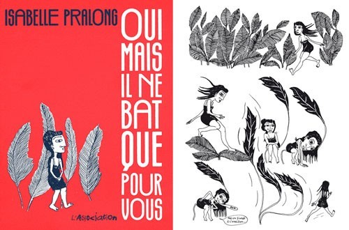Illustration, illustrateurs (contemporains) Ouimaisilnebatquepourvous
