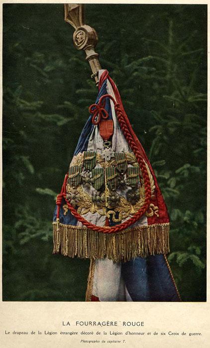 la vexillologie 1918-11-drapeau_legion
