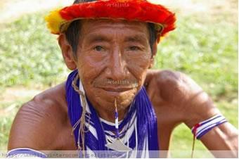 """Abuelo Bolivar"" Chaman Piaroa Chaman1"