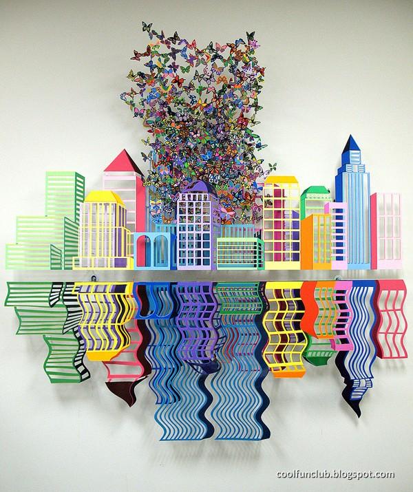 David Kracov Metal-Sculptures-David-Kracov-01