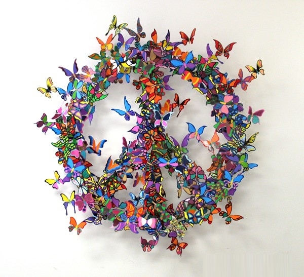 David Kracov Metal-Sculptures-David-Kracov-19