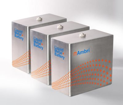 Ambri: A Battery that Could Change the World Ambri-3-Batteries-400x342