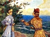 Сказка Пушкина А.С. «О Царе Салтане» — это аллегория, построенная на основе матрицы Мироздания. Gvidon_Lebedy_200_150_72_Web