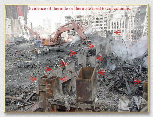 8 Pruebas Científicas de Porque el 9/11 es mentira y quienes lo llevaron acabo. Evidence-of-thermite
