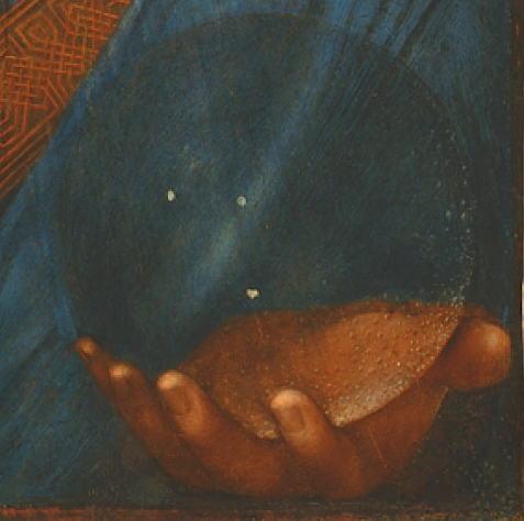 UPDATE ~ Salvator Mundi - Mystery surrounds $450M da Vinci painting Salvator-Mundiglobe