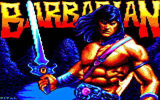 Pixel-Art sur Amstrad CPC avec MULTIPAINT Barbarian1_2020