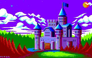 Pixel-Art sur Amstrad CPC avec MULTIPAINT Chateau_2020