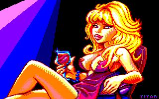 Pixel-Art sur Amstrad CPC avec MULTIPAINT Wannadrinkwithme