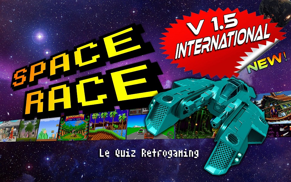 SPACE RACE Teasing1.5