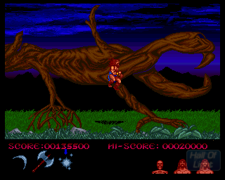 On explore les jeux UNRELEASED de l'Amiga ! DragonsKingdom_screenshot