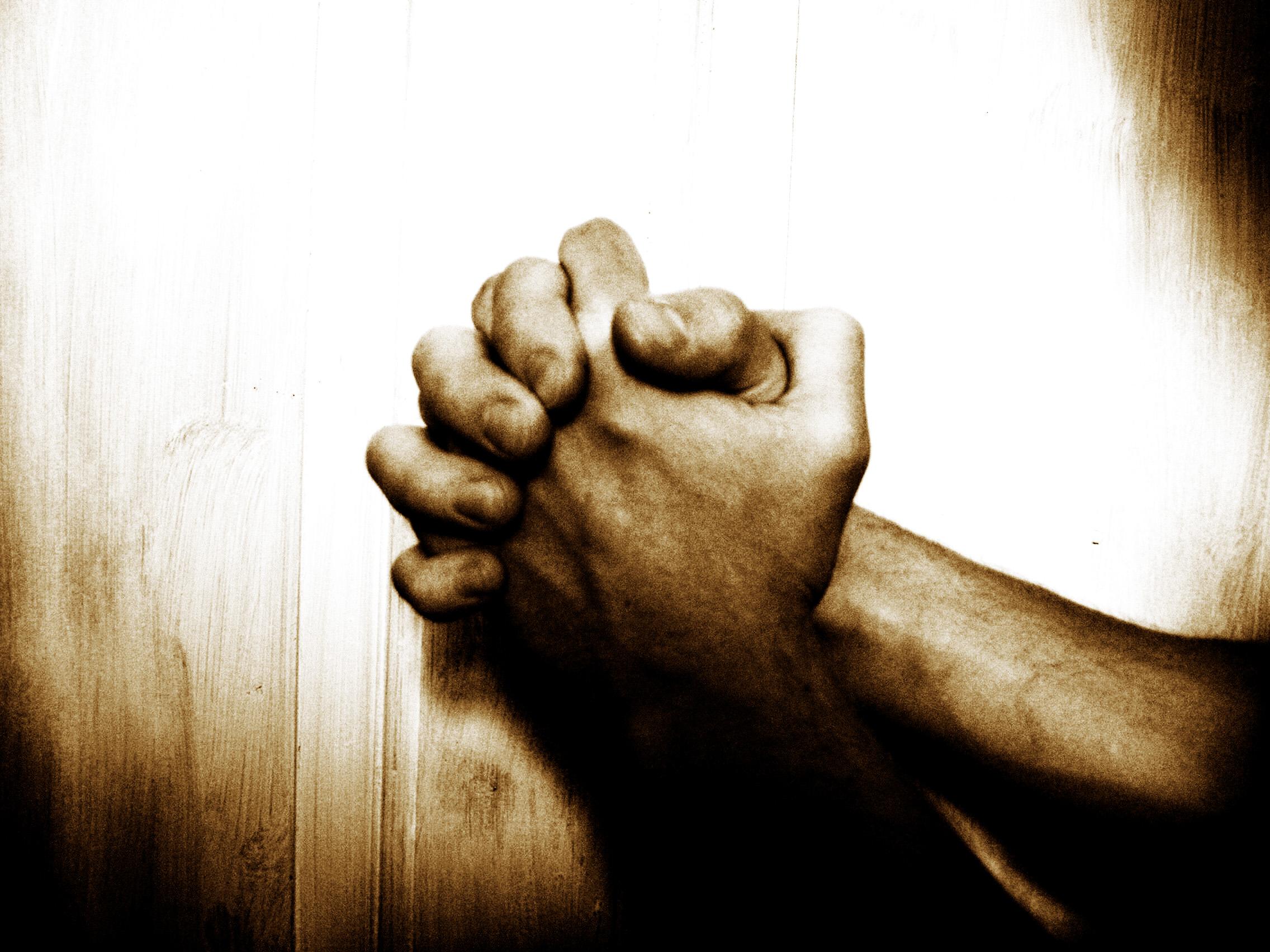 Foro de Diversión Prayer