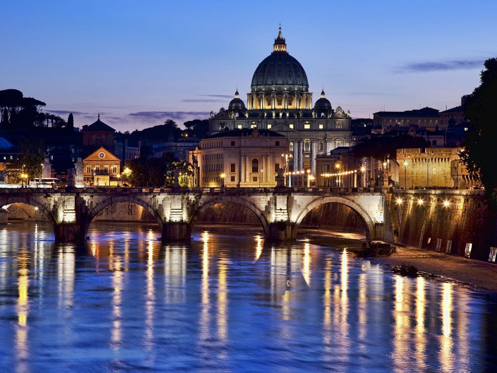 Italija St_peter_basilica_italy