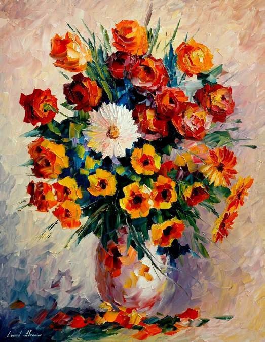 Leonid Afremov - Page 8 Afremov_flower_%20%289%29