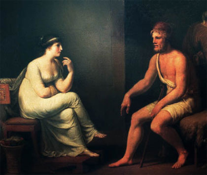 Top 20 Most Famous Love Stories in History and Literature  Odysseus