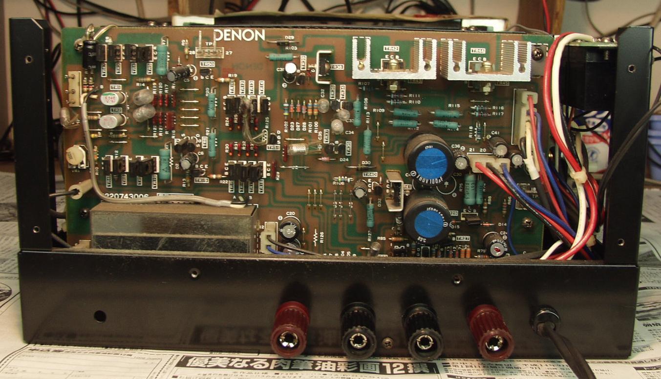 Etapas Mono Denon POA S-1 De8000-4