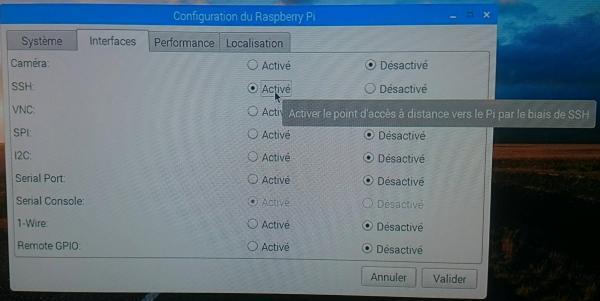 Clé USB DVstick 30 de DVMEGA en serveur sur Raspberry Pi : Configuration et matériel nécessaire Raspi-09