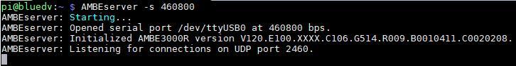 Clé USB DVstick 30 de DVMEGA en serveur sur Raspberry Pi : Configuration et matériel nécessaire Raspi-17