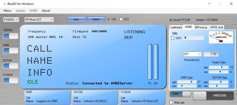 Clé USB DVstick 30 de DVMEGA en serveur sur Raspberry Pi : Image carte SD 8 à 64 Go SAMSUNG EVO Raspi-18
