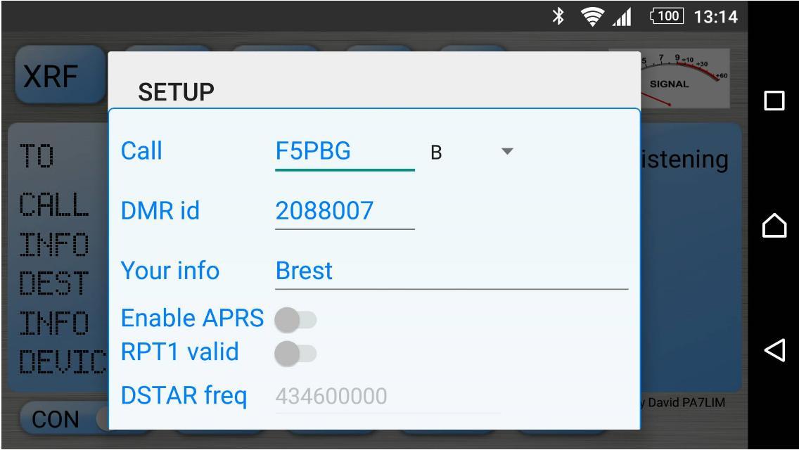 Clé USB DVstick 30 de DVMEGA en serveur sur Raspberry Pi : Image carte SD 8 à 64 Go SAMSUNG EVO Raspi-20