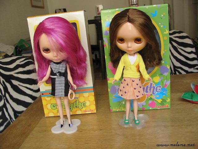 Prima Dolly Violet (PD1V) // SBL 5